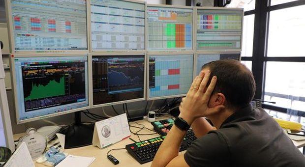 vari design ufficiale pensieri su Borse in calo, Piazza Affari perde il 2,5%