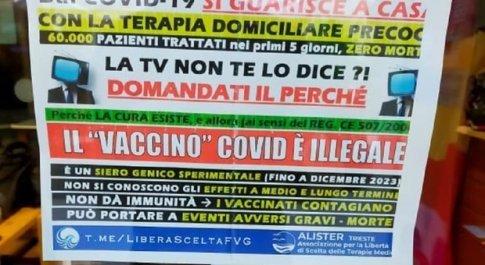 Pistoia, commerciante vieta l'ingresso ai vaccinati da almeno 15 giorni: «Sono contagiosi»