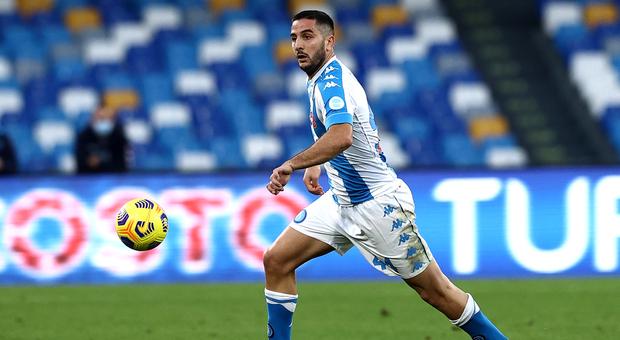 Napoli, distrazione muscolare per Manolas: out in Supercoppa