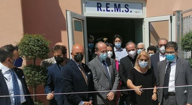 Inaugurata la Rems di Rieti, struttura essenziale nel sistema di tutela del paziente detenuto
