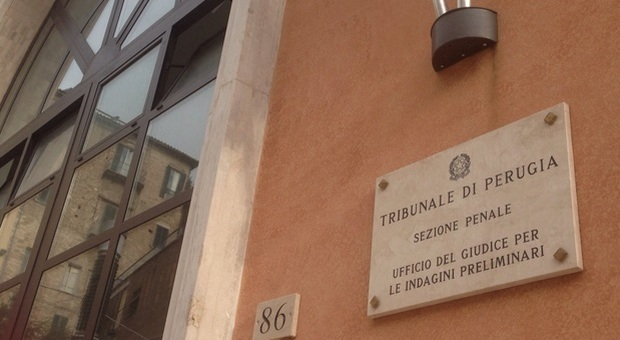 Il tribunale di Perugia