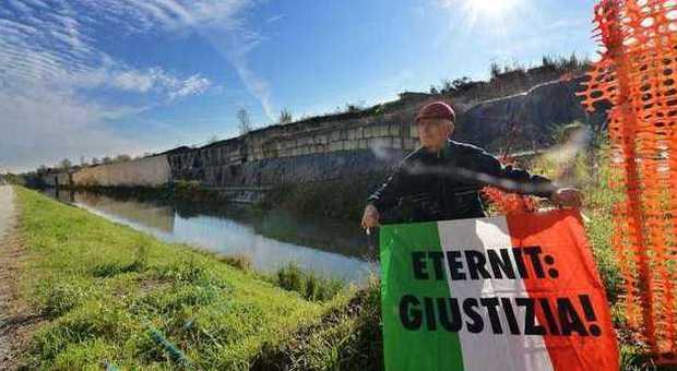 Eternit, a Torino chiusa inchiesta bis: pm contestano 256 omicidi volontari