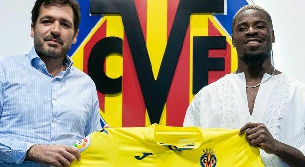 Calciomercato, Serge Aurier al Villarreal: contratto di un anno