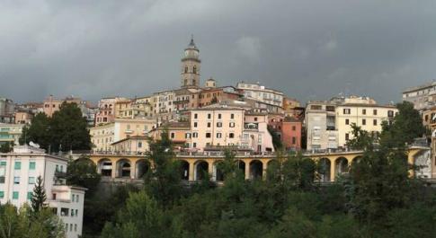 Veduta di Frosinone