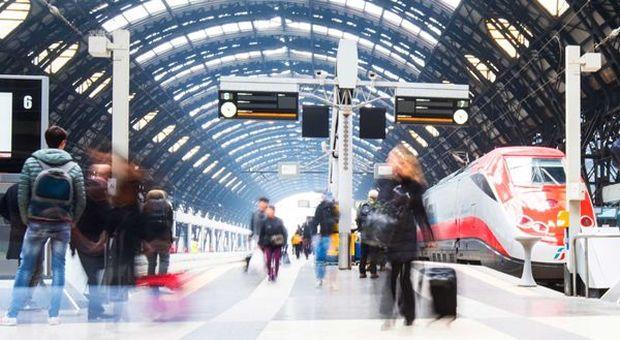 Gruppo FS: viaggiatori triplicati su Frecce e Intercity