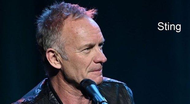 """""""Duets"""", il nuovo disco di Sting: con lui duettano tutti, da Eric Clapton a Zucchero"""