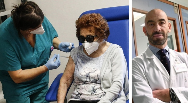 Zona rossa, Bassetti: «Stiamo sbagliando tutto, così non aumenteranno le vaccinazioni: a Pasqua serviva una campagna per i sieri»
