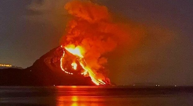 Trapani, incendio nella riserva naturale del monte Cofano, si ipotizza la pista dolosa