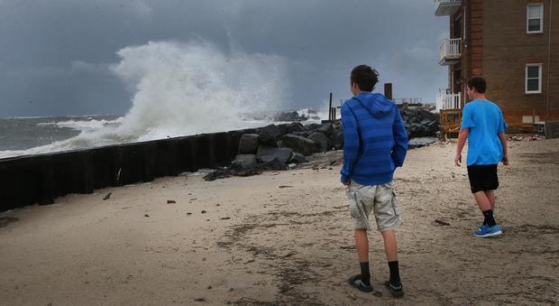New York, si avvicina l'uragano Hermine: «Previste inondazioni»
