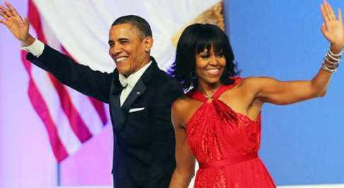 Barack e Michelle Obama (usmagazine.com)