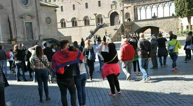 Turismo, cresce il numero dei crocieristi in arrivo nel Viterbese