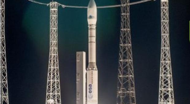 Vega, il razzo italiano dei record, pronto al lancio nella notte In orbita con 53 satelliti Segui la diretta