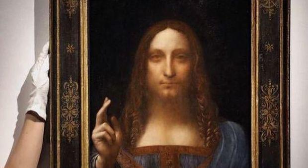 Salvator Mundi di Leonardo, svelato l'ultimo acquirente: «Comprato dal Dipartimento di cultura degli Emirati arabi»