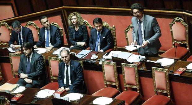 Toninelli, bocciata la sfiducia in Senato: le dimissioni chieste da Pd e FI