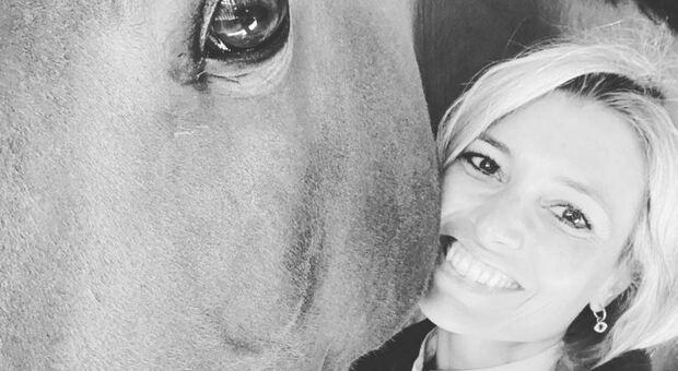 Carlotta Mantovan trova l'«amore puro» tre anni dopo la morte di Fabrizio Frizzi