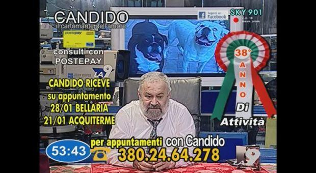 Mago Candido arrestato: truffava gli anziani con esorcismi per togliere il malocchio. Sequestrati 3.6 milioni