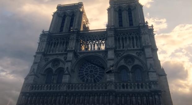 Notre-Dame, si muove anche il mondo dei videogiochi: Ubisoft regala Assassin?s Creed Unity