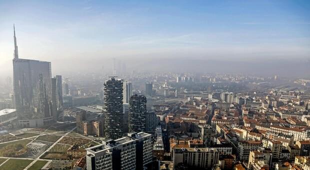 Costi inquinamento, 5 città italiane in top ten Ue