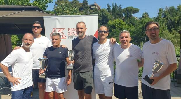 Roma Padel Invitational Tour, Manfredi-Sciannelli vincono il torneo organizzato da Panatta