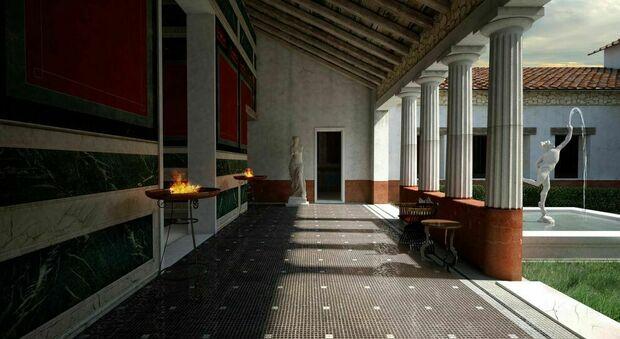 Aquileia, svelata la Domus imperiale di Tito Macro: un tesoro di 320 metri quadri di mosaici