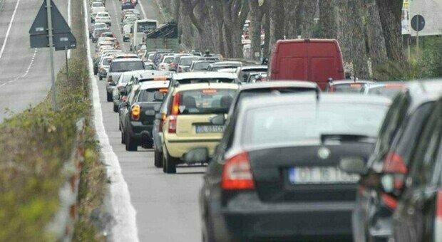 Traffico, Roma è la città italiana più congestionata ed è 18a nel mondo: seguono Palermo e Torino