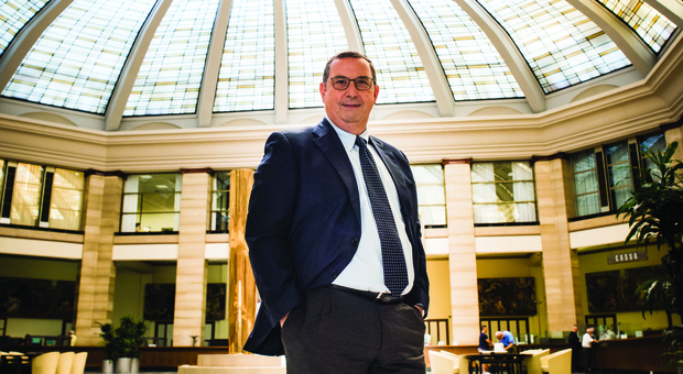 L'ad di Bpm Giuseppe Castagna: «Il Banco è pronto per una grande fusione. Ecco le nostre condizioni»