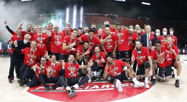 Anche Pesaro è abbattuta, la Coppa Italia torna alla Ax Milano