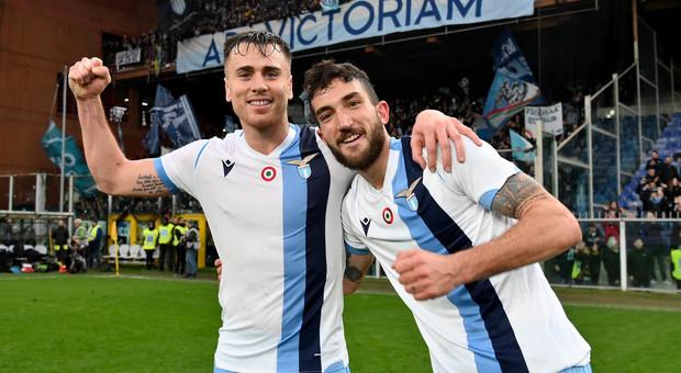 Lazio, Patric: «Vorrei rimanere. Lotteremo fino alla fine per lo scudetto»
