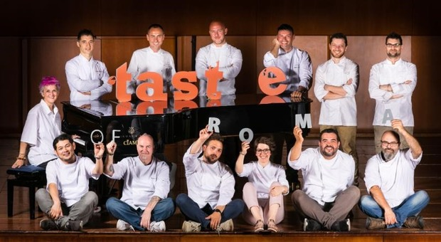 Taste of Roma, torna il festival dei gourmet: 15 chef stellati insieme per promuovere l'alta cucina