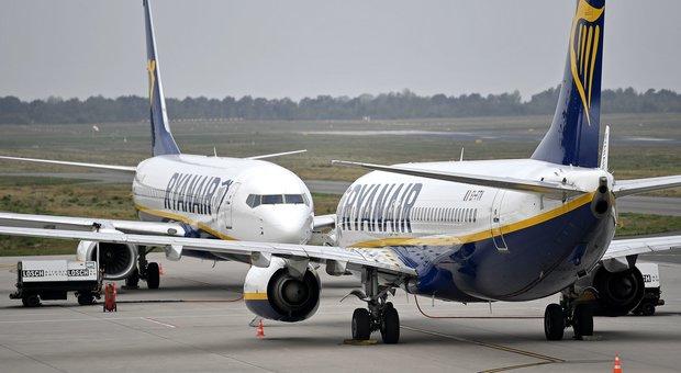 Ryanair, 9 nuove rotte da Capodichino nel 2019