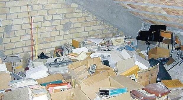 immagine La soffitta con accesso esclusivo può essere trasformata in abitazione