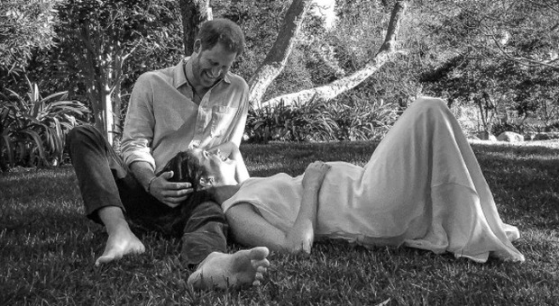 Il principe Harry e Meghan Markle aspettano il secondo figlio: la conferma ufficiale della coppia