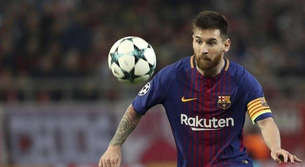 Messi rinnova ancora: per sempre al Barcellona
