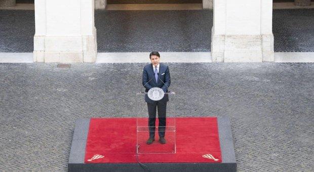 Conte, un tavolo per prender tempo e il premier si blinda con M5S