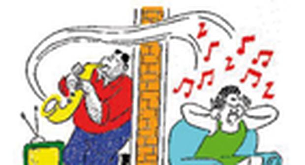 Troppi rumori molesti arriva la perizia fonometrica - Rumori molesti vicini di casa ...