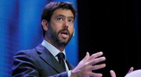 Coronavirus, Agnelli. «Euro2020 rinviato con grande spirito di unità»