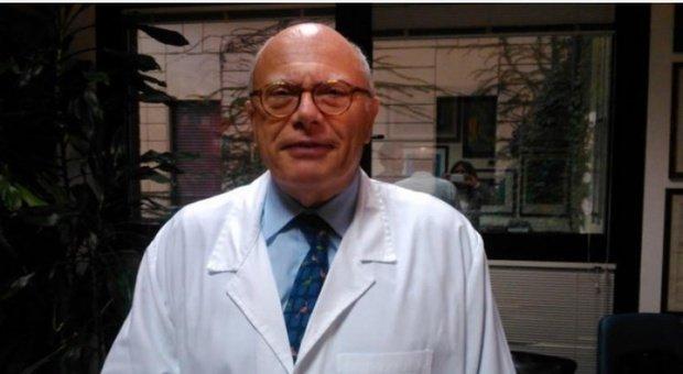 Coronavirus, l'infettivologo Massimo Galli: «Rischio panico? Più urgente evitare una nuova Codogno»