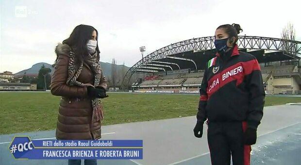 """Dal Guidobaldi Roberta Bruni si racconta a """"Quelli che il calcio"""": «L'asta richiede qualcosa in più, bel clima nel gruppo»"""