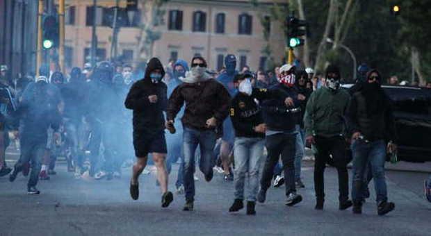 Derby, schierati 2.500 agenti: la Digos aveva lanciato l'allarme stranieri