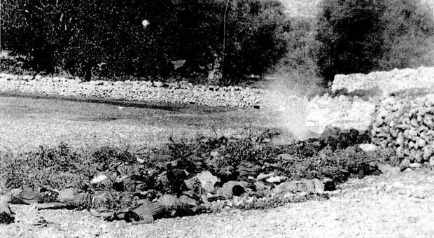 L'eccidio di Cefalonia nel '43