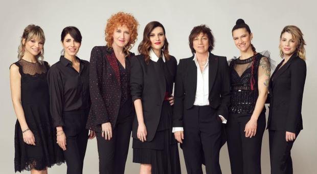 """""""7 donne - AcCanto a te"""", da sabato 28 su Rai3 i concerti di sette grandi artiste contro la violenza: comincia Fiorella Mannoia"""