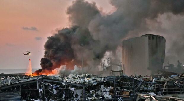 Esplosioni a Beirut, incidente o attentato? Per Trump «sembra ...