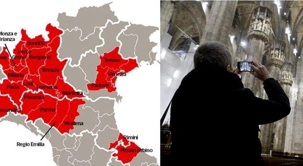 Coronavirus, diretta. In Italia 5.883 casi, 1145 in più di ieri, 233 morti e 589 guariti. Borrelli: «Lombardia in sofferenza»