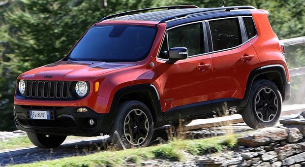 Schema Elettrico Jeep Cherokee : Jeep renegade svelati i sette piccoli segreti da scoprire uno