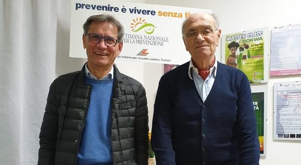 Enrico Zepponi e Flavio Fosso
