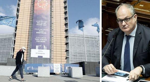 Eurogruppo, Le Maire e Gualtieri: debito Ue condiviso o non si firma