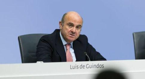 Eurozona, de Guindos: proiezioni crescita potrebbero migliorare