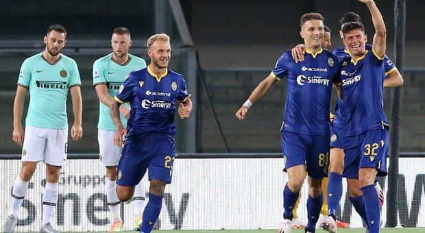 Hellas Verona-Inter (2-2): analisi tattica e considerazioni