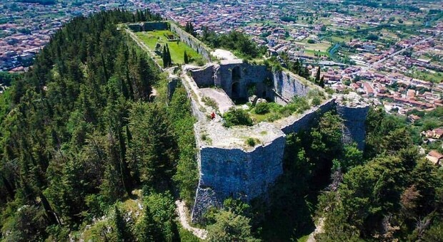 Sora, Castello di San Casto: così si punta a farlo rinascere