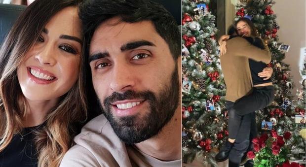 Filippo Magnini e Giorgia Palmas si sposano, la proposta sotto l'albero di Natale: «Difficile trovare le parole giuste...»